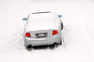 winter survival tips: stranded in snow